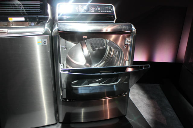 lg twin wash system adds mini washer pedestal large capacity dual door dryer 2