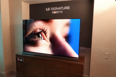 LG's Signature G6 OLED TV Now Available For Pre-Order | Digital Trends