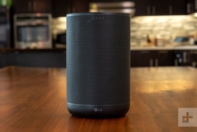 LG ThinQ WK7 review