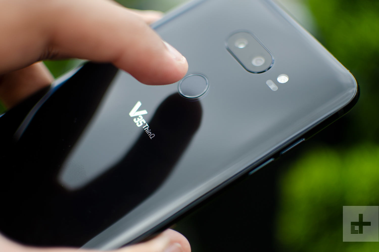 lg v35 thinq fingerprint sensor