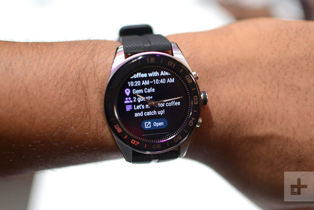 LG Watch W7 review