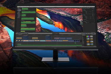 LG Ultrafine 4K Monitor on Sale for Just $350 in Limited