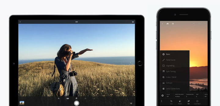 iPhone users can now shoot RAW DNG photos inside Lightroom