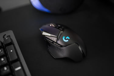 88ca386d28a Logitech's Wireless G502 Lightspeed Outperforms Competing Wired Mice ...