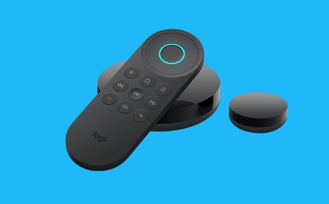 logitech harmony express universal remote alexa voice control components