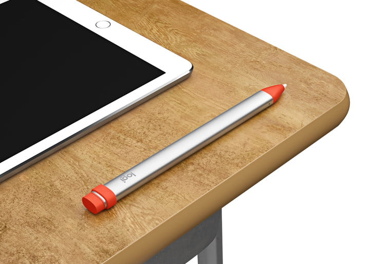 apple educational apps and tools news logitech ipad crayon