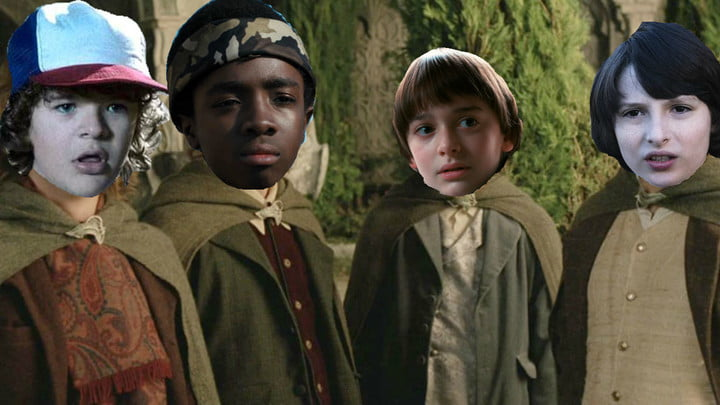 amazon lord of the rings show dream casting lotr stranger things kids