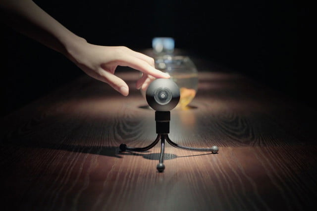 awesome tech you cant buy yet drone claws whiskey glasses luna  ultracompact 360 degree camera