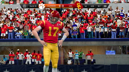 Madden NFL 20's Face of the Franchise Gets College Football