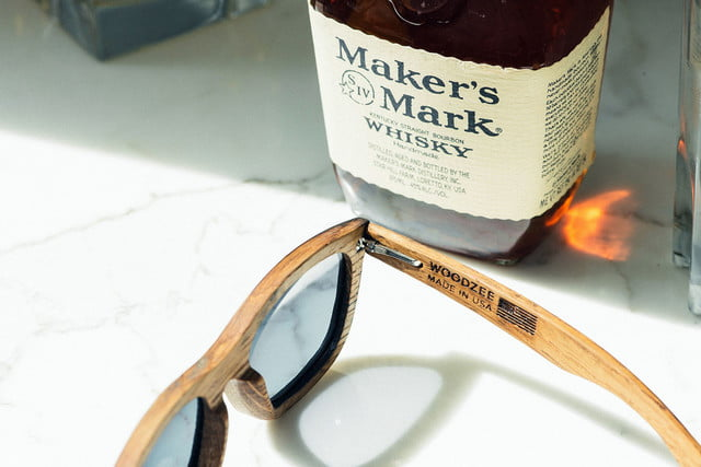 flipping through the manual camp chairs mason jar holsters filson watches maker s mark and woodzee team up for a sunglasses c