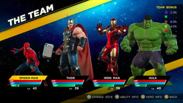 Marvel Ultimate Alliance 3: How to Assemble the Best Team | Digital