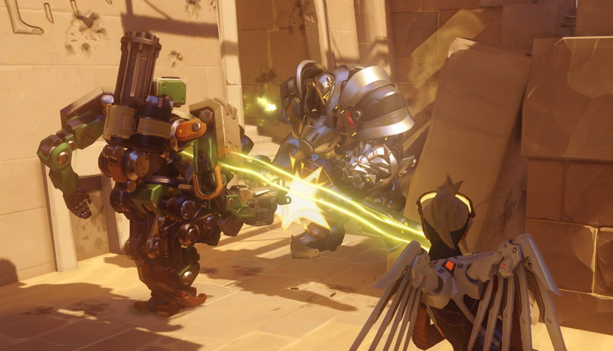 Mercy's Rework Hasn't Fixed Overwatch's Problem With Toxicity