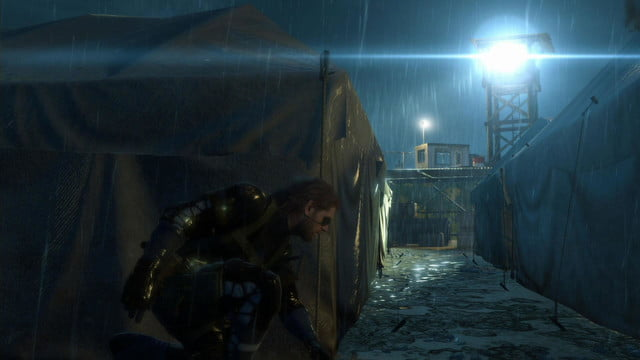Metal Gear Solid V: Ground Zeroes screenshot 14
