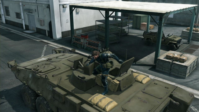 Metal Gear Solid V: Ground Zeroes screenshot 22
