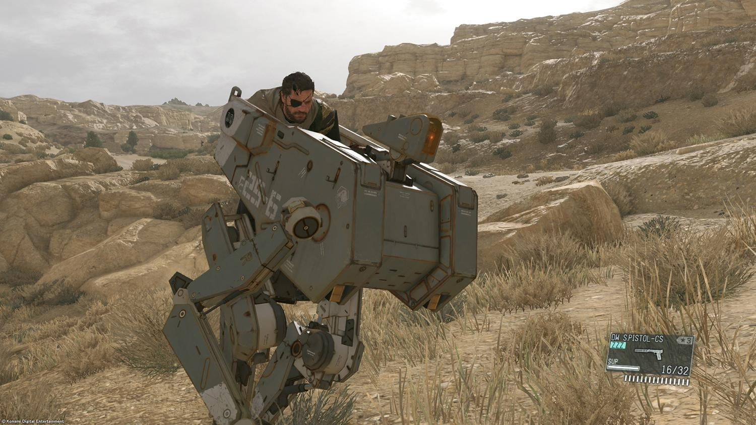 Metal Gear Solid V: The Phantom Pain Hands On Review | Digital Trends