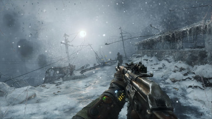 metro exodus ray tracing dlss 1440p rayt on 9