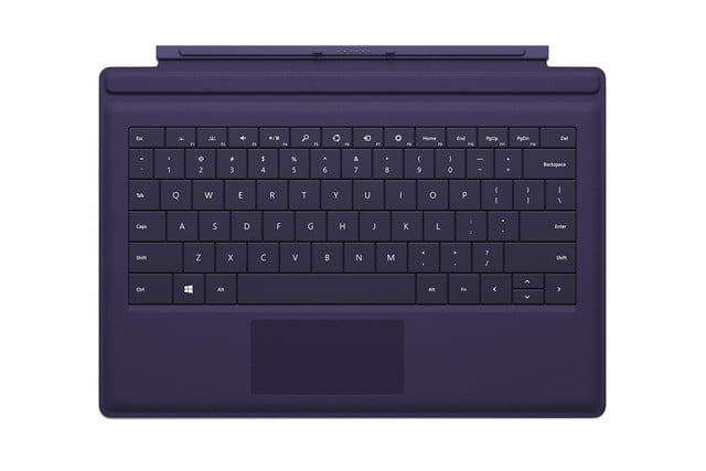 Microsoft Surface Pro 3 Type Cover Purple