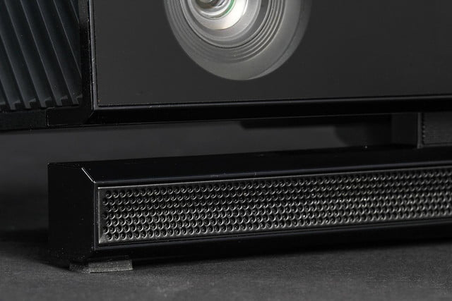 microsoft xbox one review kinect speaker