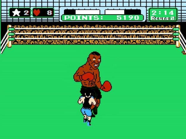 best nes games ever mike tyson punch out