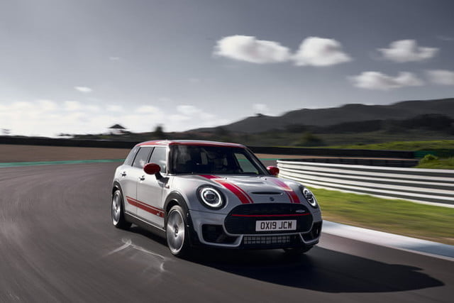 2020 Mini Clubman John Cooper Works is a 300-Horsepower Go-Kart
