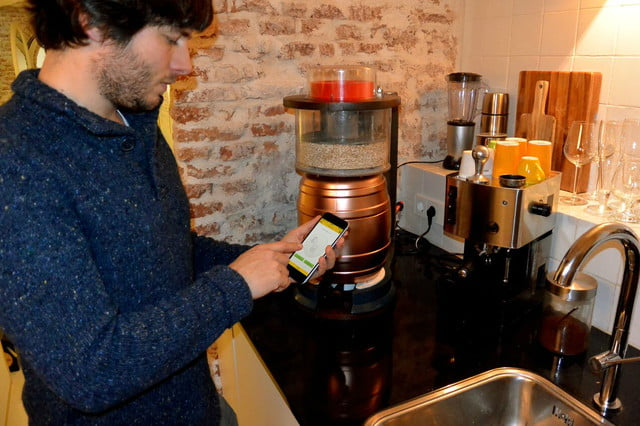 the minibrew is a little machine for homebrewing beer homebrew 3