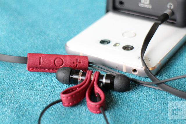 Mobile Audio Chord Mojo red buds