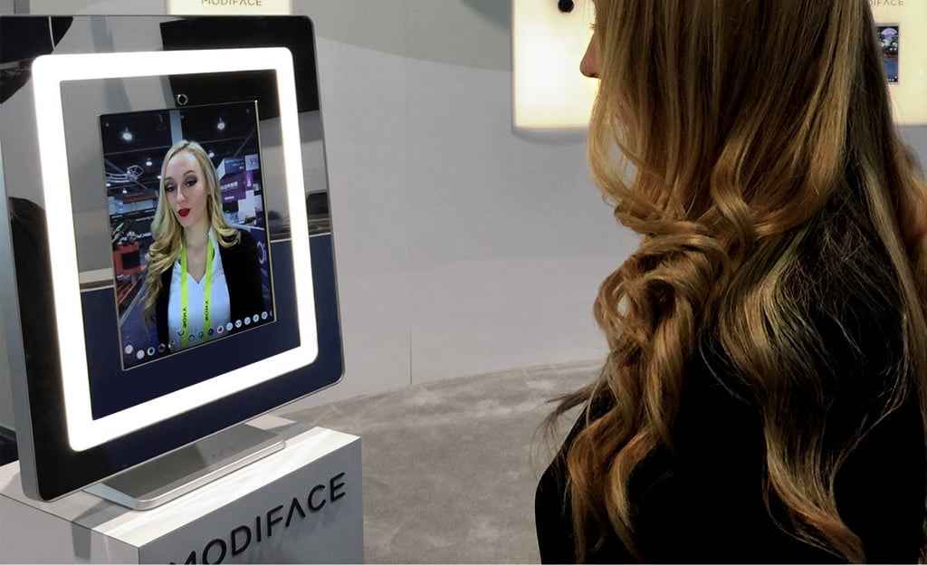 Modiface Partners With Samsung To Bring Ar Makeup To The