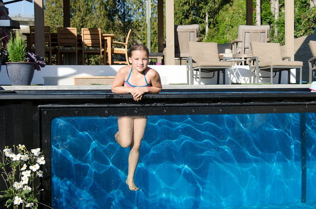 The Modpool Is A Shipping Container Pool For Your Modern