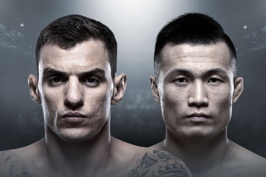 How to Watch UFC Fight Night 154: Moicano vs  Korean Zombie Online