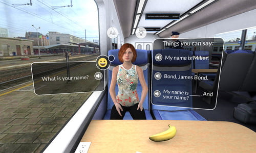 Hands-On With Learn Languages VR by Mondly | Digital Trends