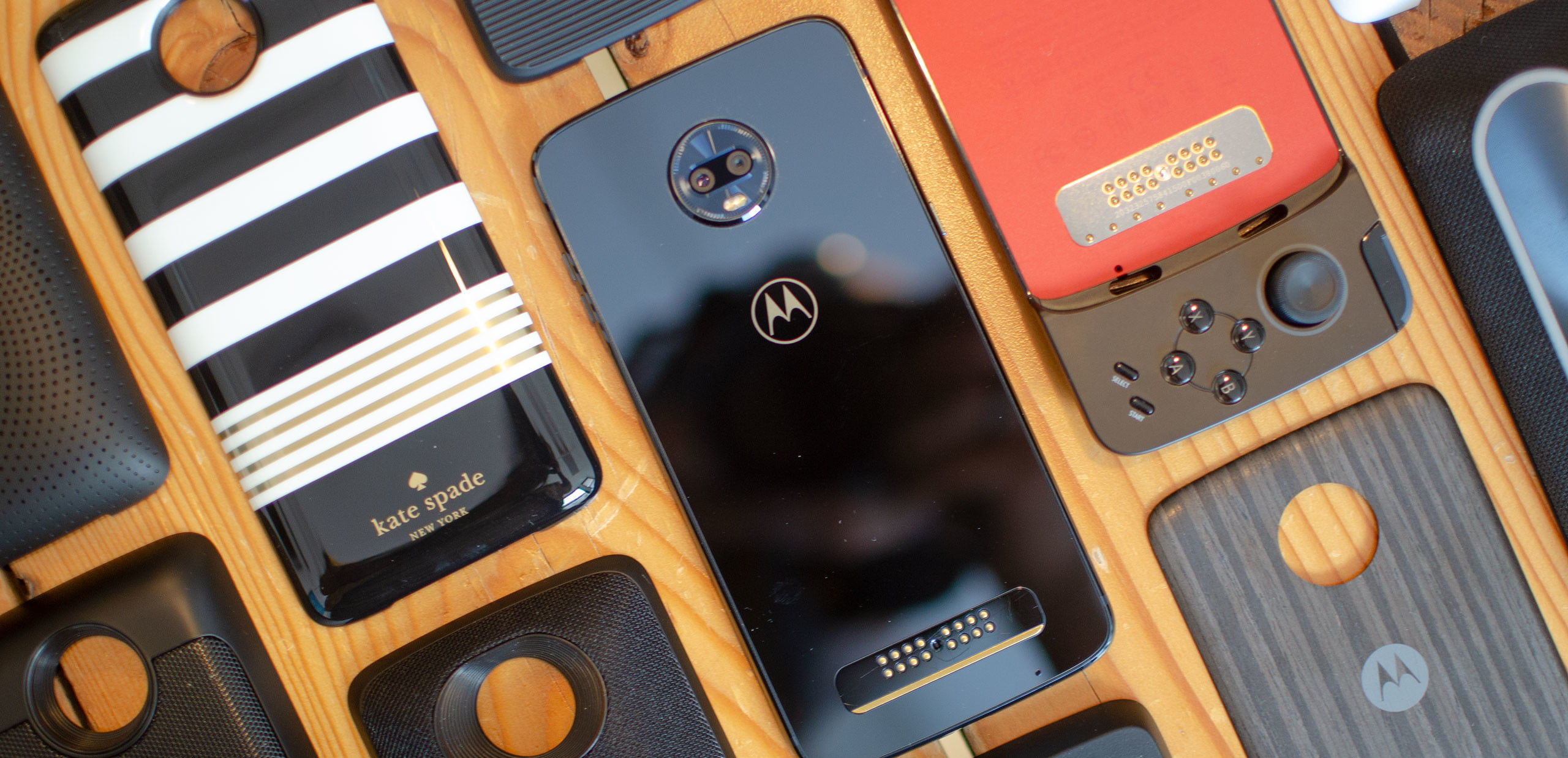 moto mods collection