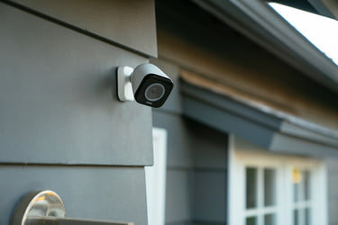 Vivint Outdoor Camera Pro Home Security Ai Mounted