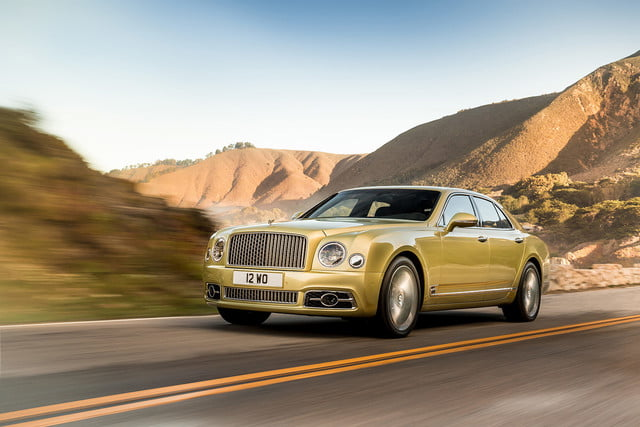 bentley engineering boss interview mulsanne speed 3
