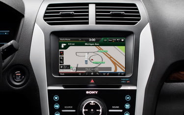 Toyota Touch Screen Not Working