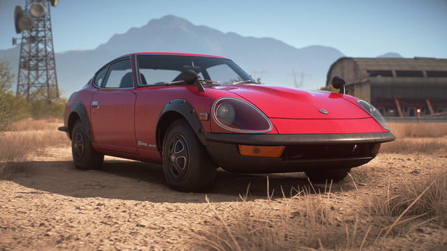 Need for Speed Payback review red car