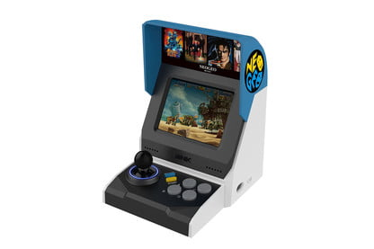 SNK Announces Neo Geo Mini With Built-In Screen | Digital Trends