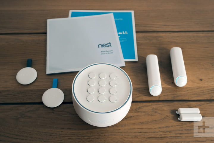 Nest Secure Review