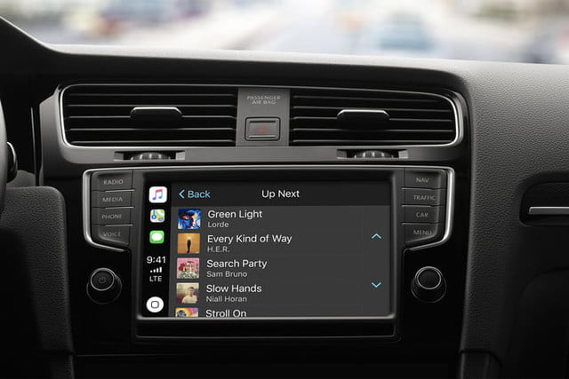 what is apple carplay new 4
