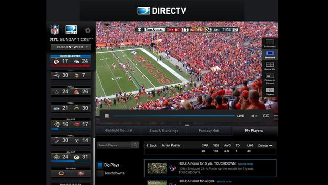 NFL game pass, can you watch this on a smart tv? I'm able ...