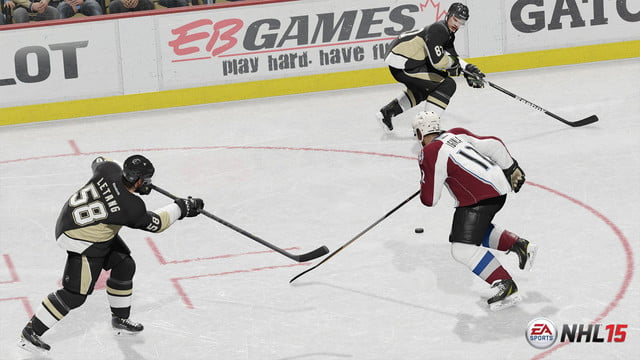 NHL 15 screenshot 6