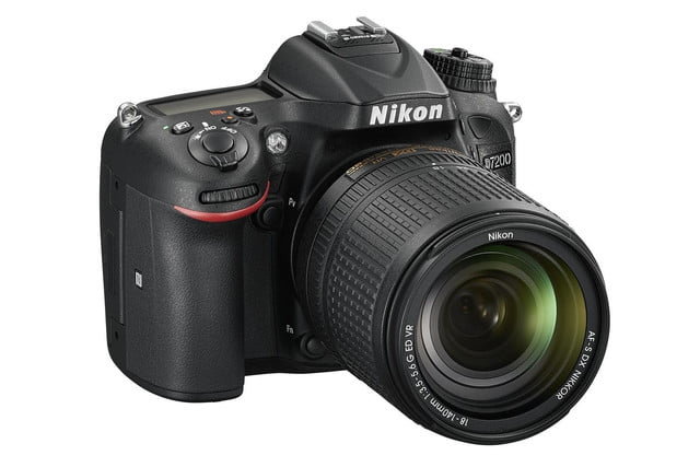 nikon pumps up its enthusiast dslr with enhanced image and movie capture d7200 18 140 front34r