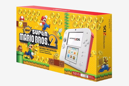 Buy a Nintendo 2DS and Score Two Free Games From Target