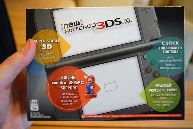 Nintendo 3DS XL review hands on 2