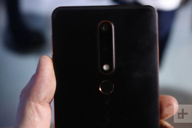 nokia 6 2018 hands on mwc 3