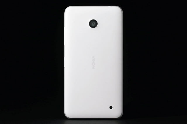 Nokia Lumia 635 back
