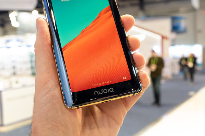 nubia x product impressions ces 2019 7