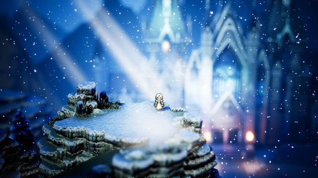 Image result for octopath traveler overworld
