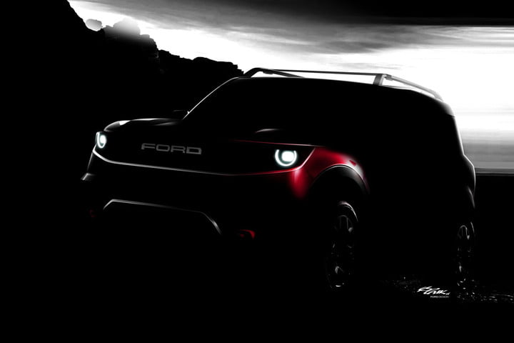 New small off-roader will lead an 'onslaught' of Ford SUVs
