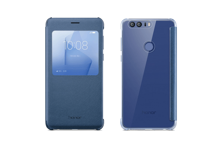 official huawei honor 8 flipcover case - best Honor 8 cases