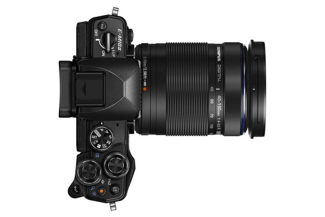 olympus gives entry level om d e m10 mirrorless camera big upgrades e10mkii 6